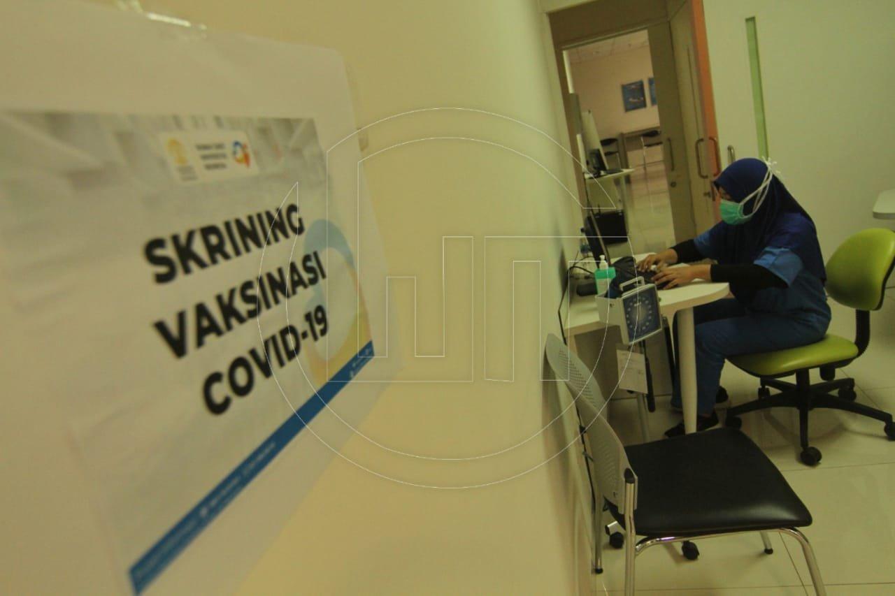 Persiapan Menjelang Pelaksanaan Vaksin COVID-19 DI RSUI
