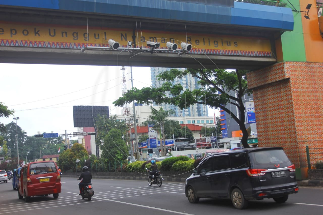 Polres Metro Depok Berencana Menambah Kamera E-TLE