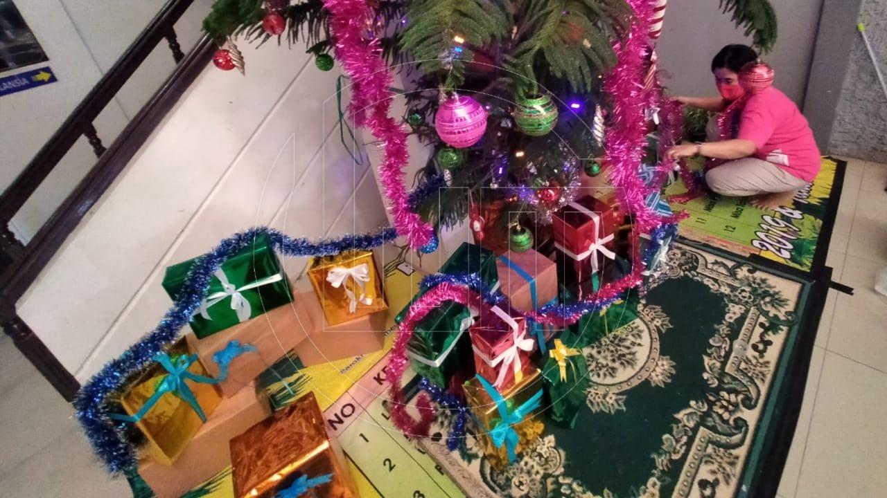 Persiapan Gereja Menjelang Natal di Masa Pandemi