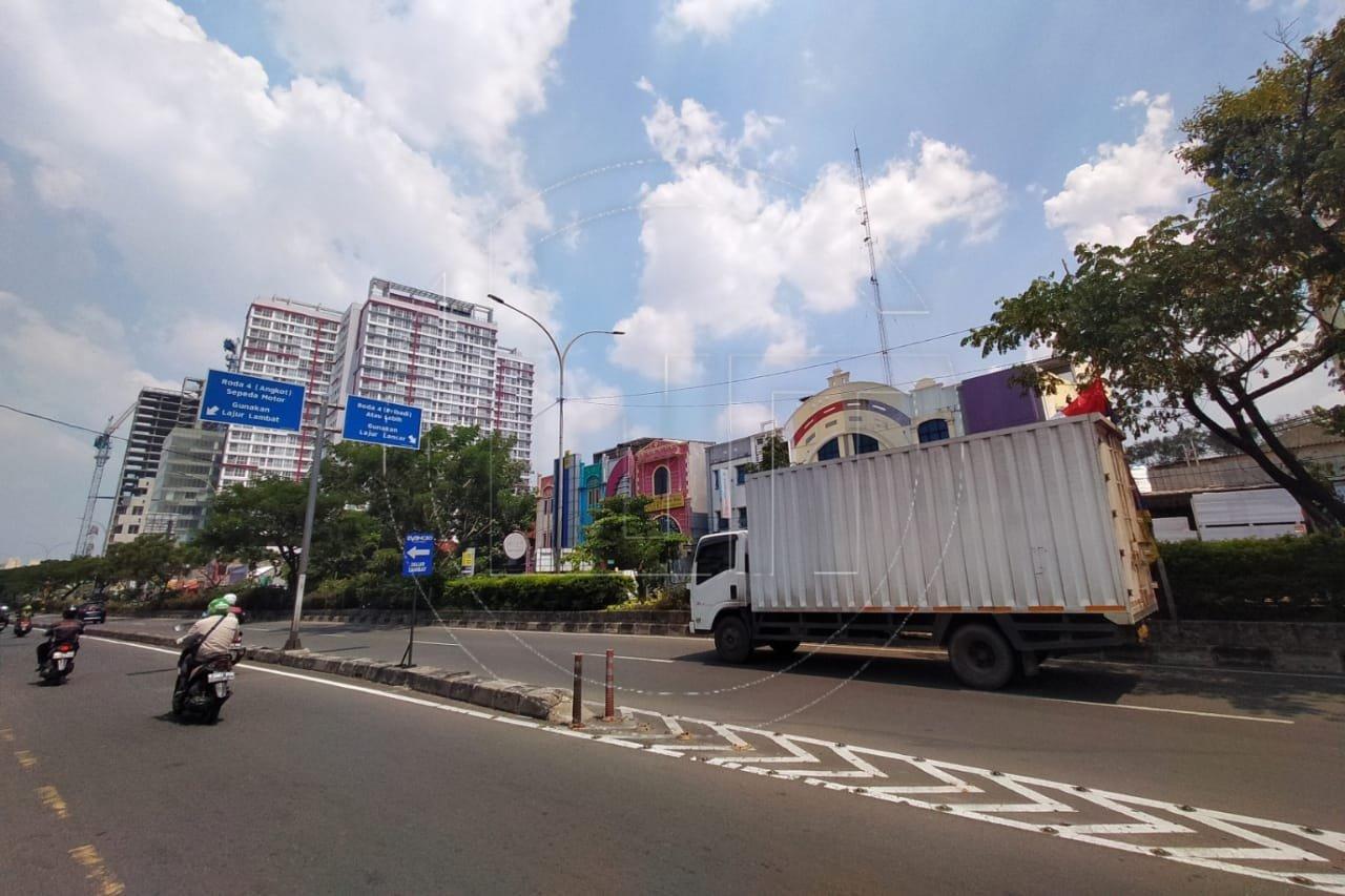 Trotoar di Jalan Margonda Raya Akan Direvitalisasi