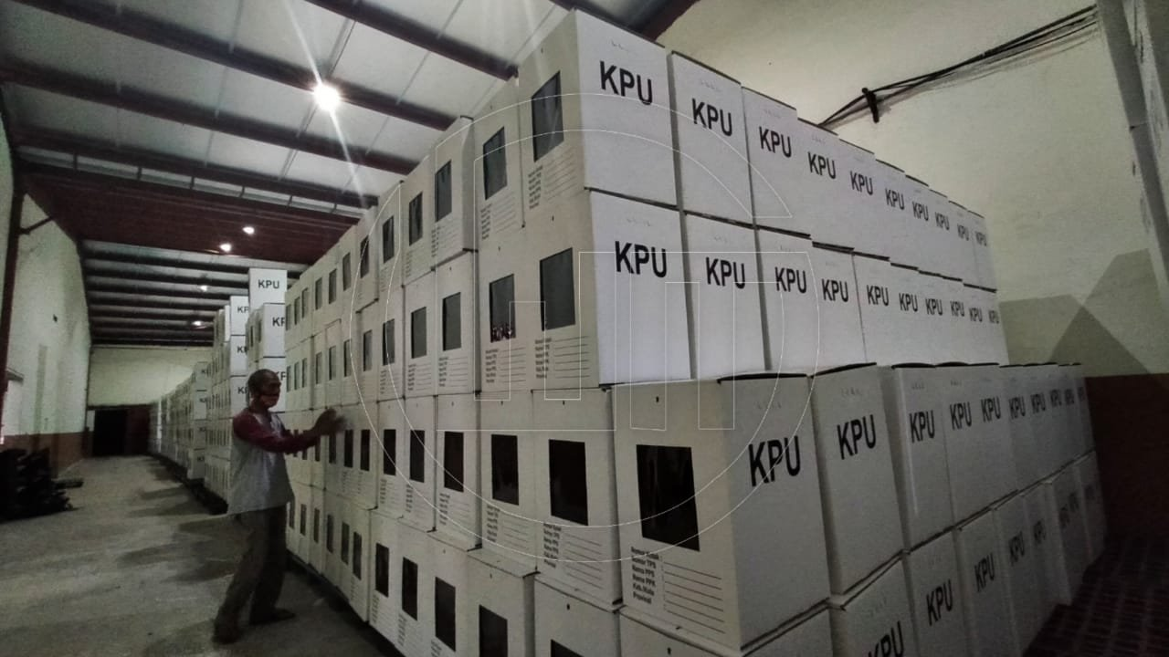 Logistik Pilkada Depok 2020 Sudah Siap