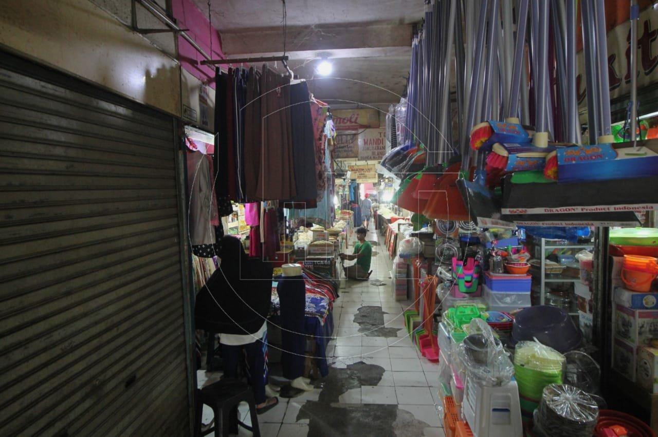 Rencana Revitalisasi 119 Pasar Tradisional