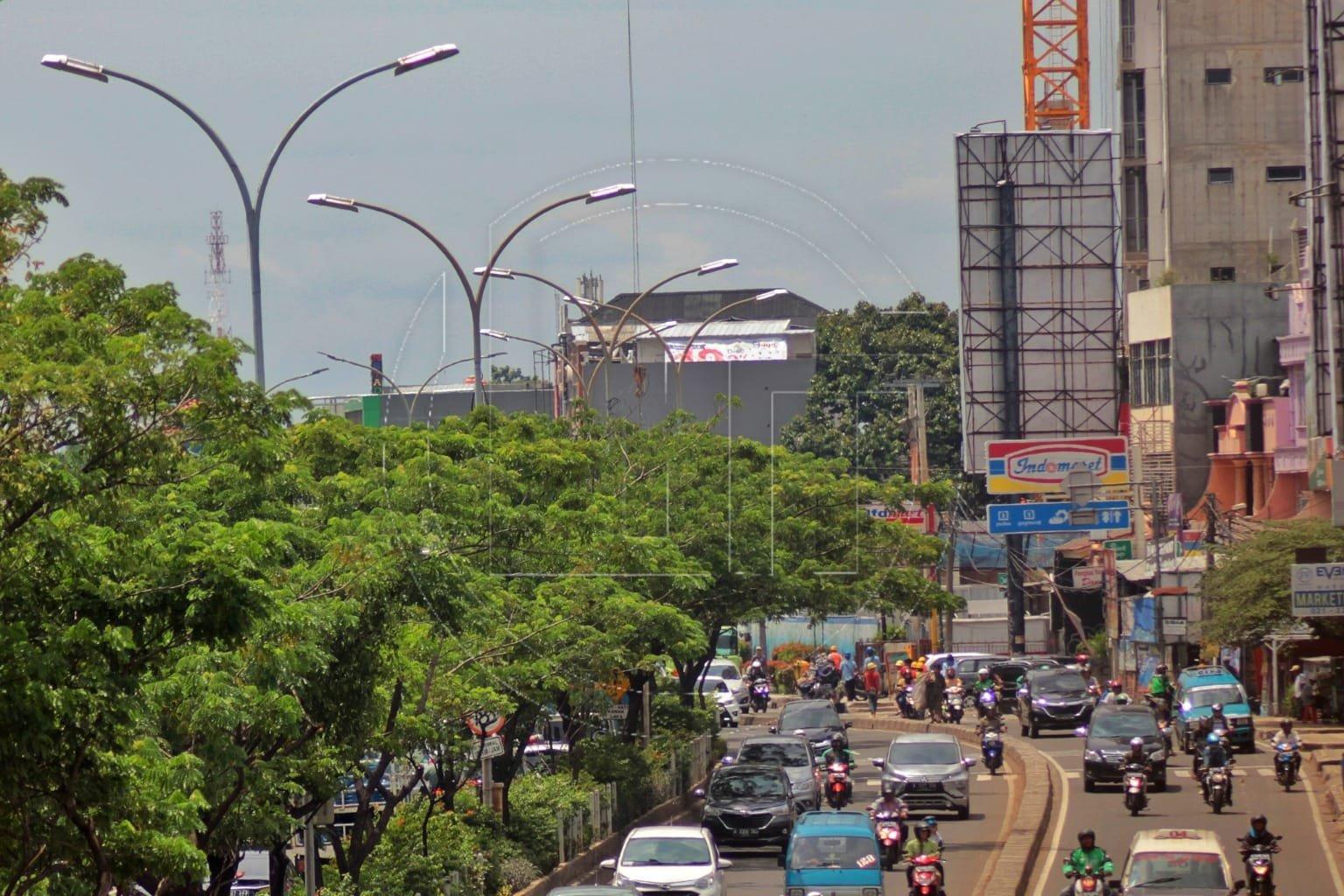 Penerangan Jalan di Kota Depok Harus Merata