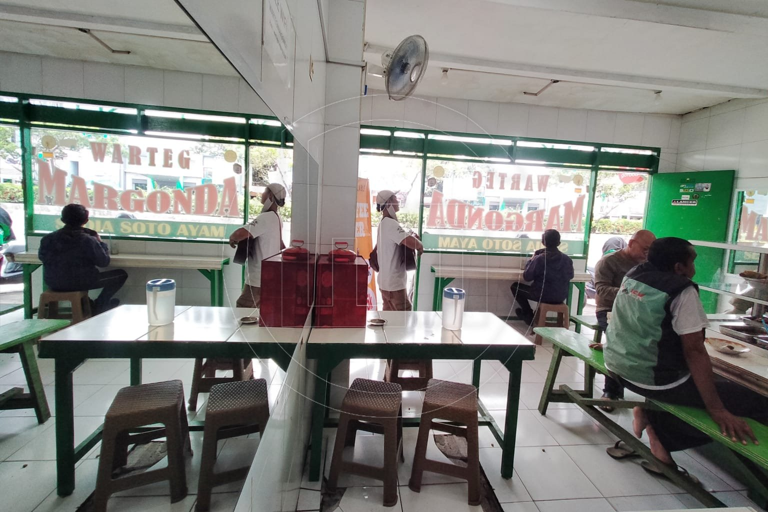 PPKM Level 3 di Depok Memperbolehkan Dine In 30 Menit