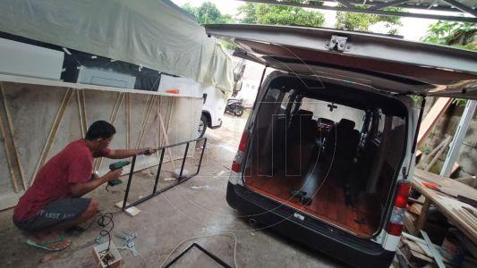 Permintaan Modifikasi Mobil Campervan Meningkat
