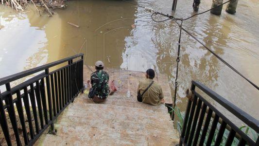 Ekosistem Sungai Ciliwung Harus Dijaga
