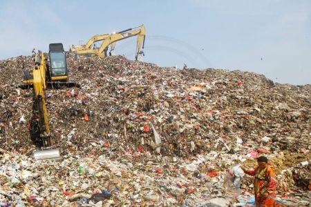 Sampah di TPA Cipayung Akan Dijadikan Bahan Bakar Produksi