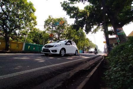 Pelebaran Jalan Raya Sawangan
