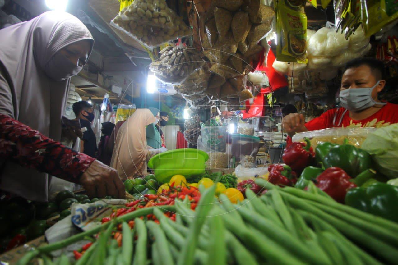 Dorong Penataan Pasar Tradisional Berbasis Digital