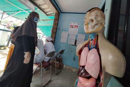 TPS Unik Bertema Kesehatan di Depok