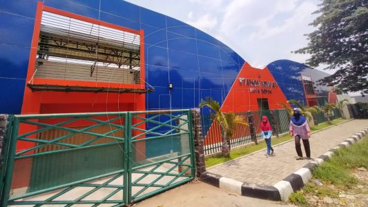 Stadion Merpati Akan Ditutup Sementara