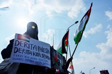 Aksi Kemanusiaan Untuk Palestina