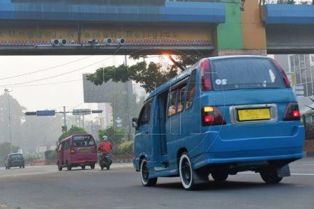 Ribuan Mobil Terekam E-Tilang di Depok